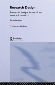 Research Design Succesful Designs For Social Economics