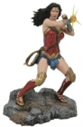 Justice League Wonder Woman PVC Figure - Book