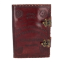 Spirit Board Leather Embossed Journal 25cm - Book