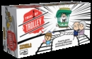 Trial by Trolley Party Game - Book