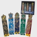 HP- Crest Bookmark Set - Book