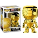 Funko Pop! Marvel Iron Man Crome 10th Anniversary - Book