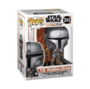 Funko Pop! Star Wars : Mandalorian - The Mandalorian Bobblehead - Book