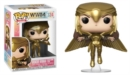 Funko Pop! Wonder Woman 1984 - Gold Armour Flying Pose - Book