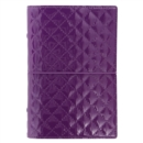 PERSONAL DOMINO LUXE ORGANISER PURPLE - Book