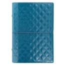 PERSONAL DOMINO LUXE ORGANISER TEAL - Book