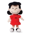 Peanuts Lucy Soft Toy 25cm - Book
