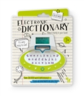 Children's Electronic Dictionary Bookmark - Book
