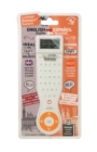 Electronic Dictionary Bookmark (Travel Edition) - Spanish-English - Book
