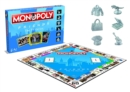 Friends Monopoly Board Game - Book