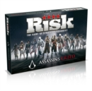 Assassins Creed Risk Board Game - Book
