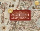 SCOTTISH MAP JIGSAW - Book