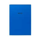 COLOURBLOCK A5 NOTEBOOKROYAL BLUE - Book