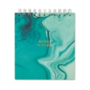 AQUA MARINESQUARE WEEKLY PLANNER - Book