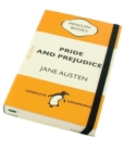 PRIDE AND  PREJUDICE NOTEBOOK - Book