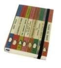PENGUIN CLASSICS SPINES POCKET NOTEBOOK - Book