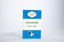 CIVILISATION  LIGHT BLUE  NOTEBOOK - Book