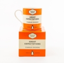 GREAT EXPECTATIONS MUG ORANGE - Book