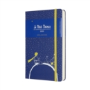 Moleskine 12 Month Petit Prince Limited Edition Large Daily Planner 2020 (Planet cover) - Book