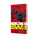 LIMITED EDITION WONDER WOMAN LARGE RULED - Book