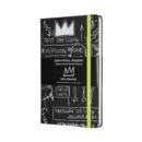 LIMITED EDITION BASQUIAT LARGE RULED NOT - Book