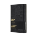 LIMITED EDITION NOTEBOOK JAMES BOND LARG - Book