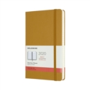 Moleskine 12-Month Daily Planner 2020 - Ripe Yellow - Book