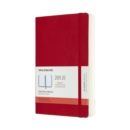 Moleskine 18 Month Daily Planner 2020 - Scarlet Red - Book
