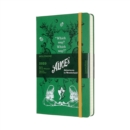 Moleskine 12 Month Alice's Adventures In Wonderland Limited Edition Large Daily Planner 2020 - Green - Book