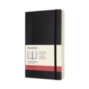 Moleskine 12-Month Daily Planner 2020 - Black - Book