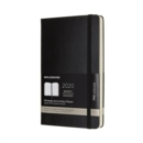 Moleskine 12 Month Pro Weekly Vertical Planner 2020 - Black - Book