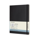 Moleskine 18 Month Monthly Notebook Planner 2020 - Black - Book