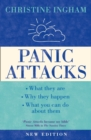 Panic Attacks : What They are, Why the Happen, and What You Can Do About Them [2016 Revised Edition] - Book
