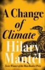 A Change of Climate - Book