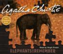 Elephants Can Remember - Book