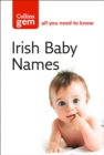 Irish Baby Names - Book