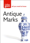 Antique Marks - Book