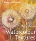 Artist's Studio: Watercolour Textures - Book