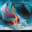 The Voyage of the Dawn Treader (The Chronicles of Narnia, Book 5) - eAudiobook