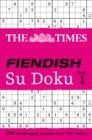 The Times Fiendish Su Doku Book 1 : 200 Challenging Puzzles from the Times - Book