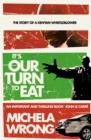 It's Our Turn to Eat - Book