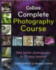 Collins Complete Photography Course - Book