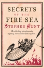 Secrets of the Fire Sea - eBook