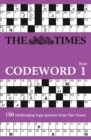 The Times Codeword : 150 Cracking Logic Puzzles - Book