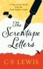 The Screwtape Letters: Letters from a Senior to a Junior Devil - eBook