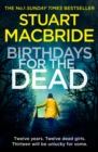Birthdays for the Dead - Book
