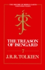 The Treason of Isengard (The History of Middle-earth, Book 7) - eBook