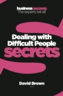 Dealing With Difficult People (Collins Business Secrets) - eBook