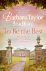 To Be the Best - eBook