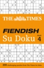 The Times Fiendish Su Doku Book 4 : 200 Challenging Puzzles from the Times - Book